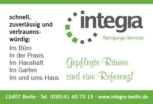 Bild 1 Integra Gemeinn�tzige GmbH in Berlin