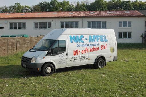 Bild 1 Mac-Apfel Inh. Bernd Apffelstaedt in Berlin