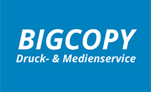 bigcopy medienservice Inh. Lars Brunnert