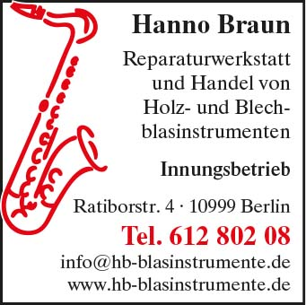 Bild 1 Braun in Berlin