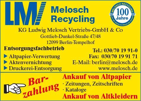 Melosch Vertriebs-GmbH & Co