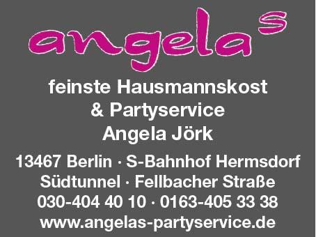 Bild 1 angela's feinste Hausmannskost & Partyservice in Berlin-Hermsdorf