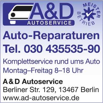 A & D Autoservice